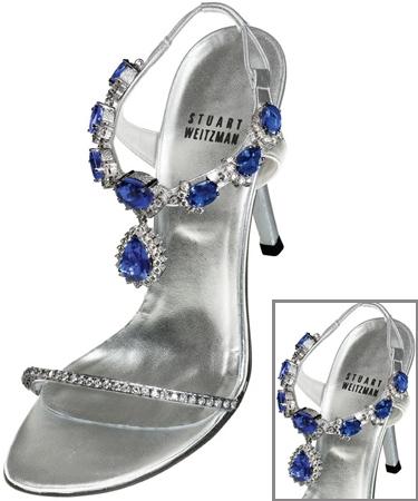 2 millió dolláros esküvői cipő