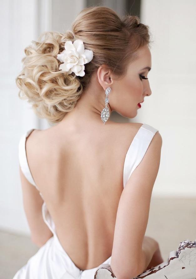 nyári menyasszonyi frizura 2017