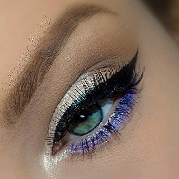 esküvői smink kék szeműeknek 20