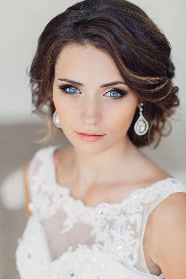 esküvői smink kék szeműeknek 4