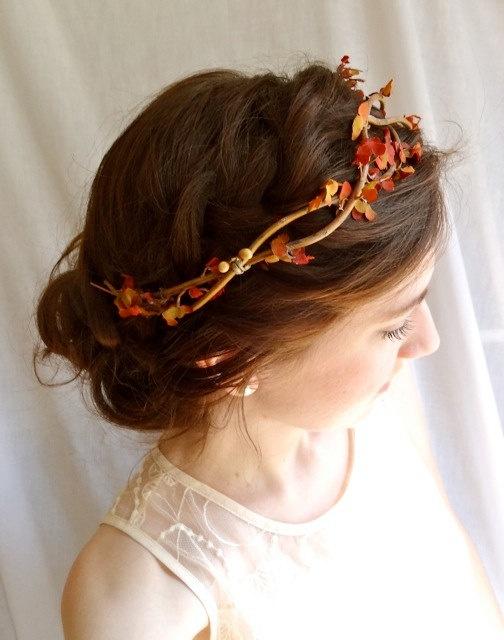 őszi esküvői frizura 4