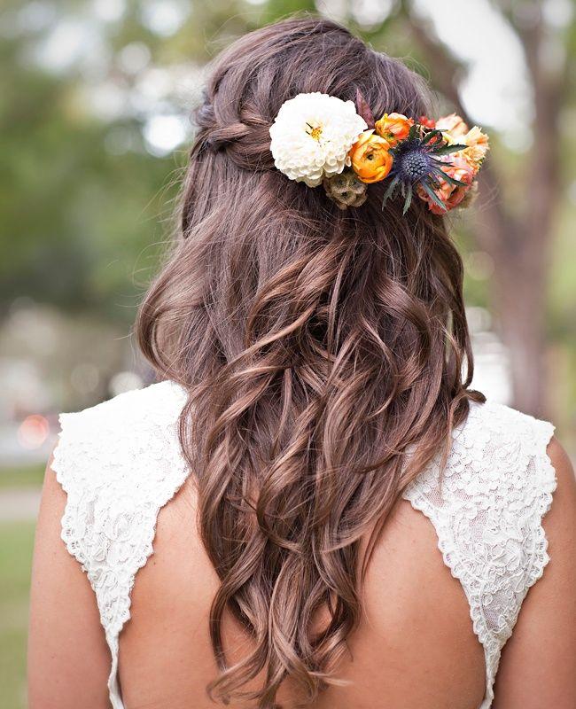őszi menyasszonyi frizura 5