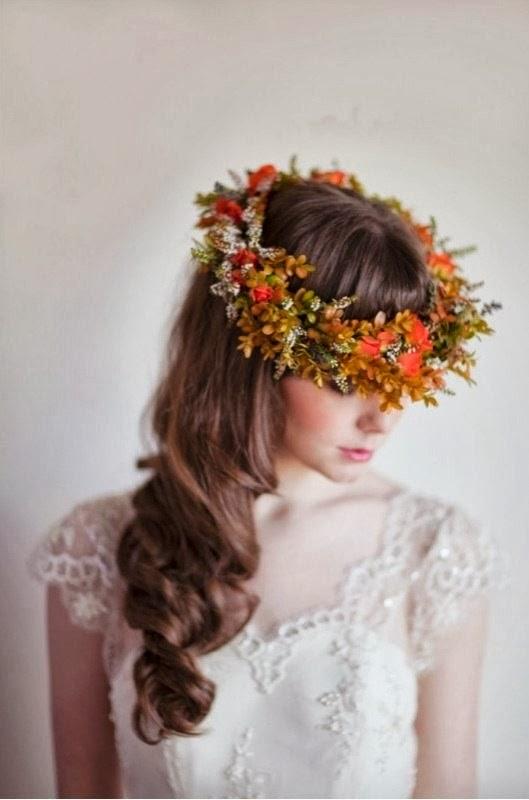 őszi menyasszonyi frizura 7