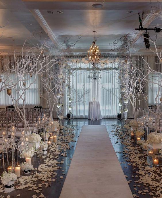 téli esküvői hangulat
