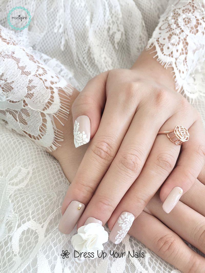 esküvői köröm
