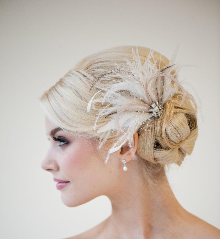 tollas esküvői hajdísz, frizura