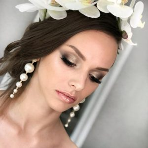 esküvői smink - próbasmink - Jakab Nóra